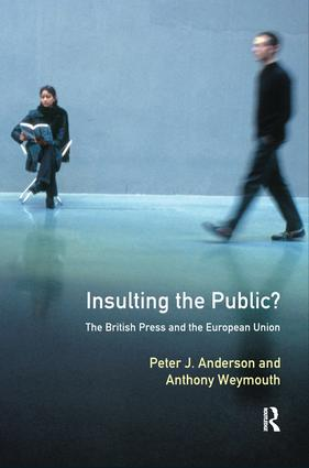Insulting the Public?