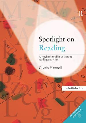 Spotlight on Reading: A Teacher's Toolkit of Instant Reading Activities book cover
