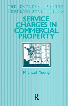 Service Charges in Commercial Properties: 1st Edition (Hardback) book cover