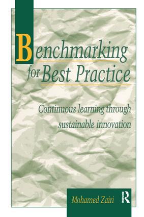 Benchmarking supplier partnerships for best practice