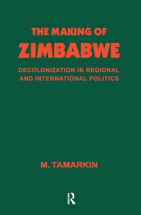 The Making of Zimbabwe