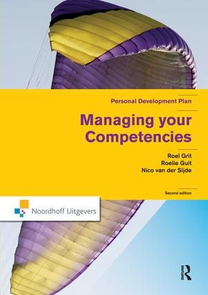 Managing Your Competencies: Personal Development Plan book cover