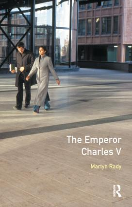 The Emperor Charles V: 1st Edition (Hardback) book cover