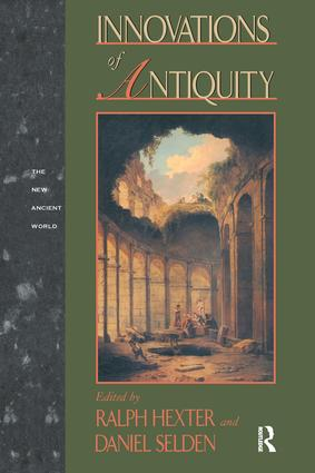 Innovations of Antiquity