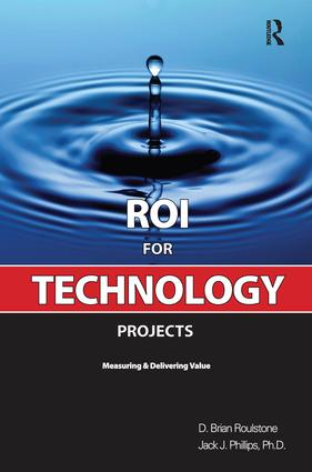 ROI for Technology Projects: 1st Edition (Hardback) book cover