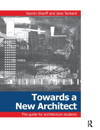 Towards a New Architect: 1st Edition (Hardback) book cover