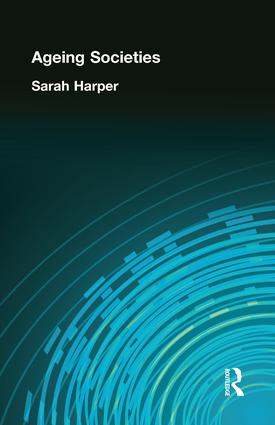 AGEING SOCIETIES: 1st Edition (Hardback) book cover