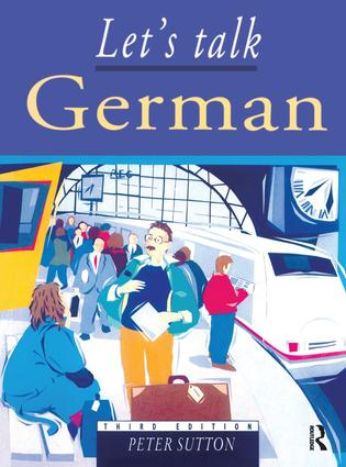 Let's Talk German: Pupil's Book 3rd Edition, 1st Edition (Hardback) book cover