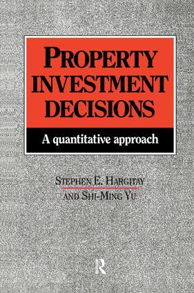 Investment strategy and objectivesÐthe portfolio approach