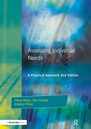 Using the Assessment Profiles