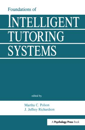 Foundations of Intelligent Tutoring Systems