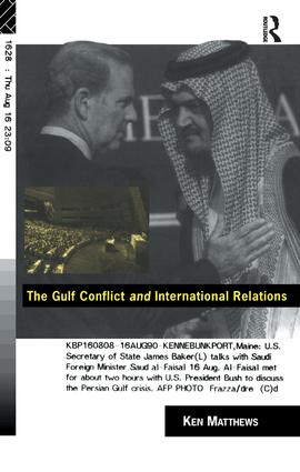 The Gulf conflict and international law