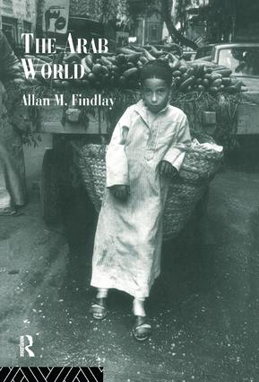 The Arab World book cover