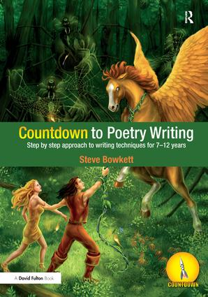 Countdown to Poetry Writing: Step by Step Approach to Writing Techniques for 7-12 Years book cover