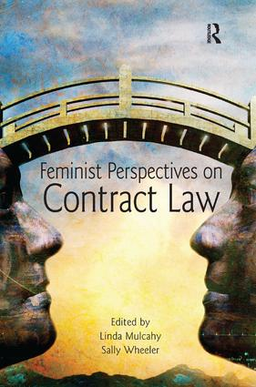 Feminist Perspectives on Contract Law