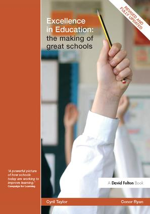 Excellence in Education: The Making of Great Schools, 2nd Edition (Hardback) book cover