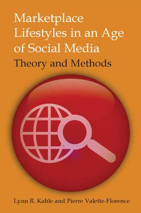 Marketplace Lifestyles in an Age of Social Media: Theory and Methods: 1st Edition (Hardback) book cover