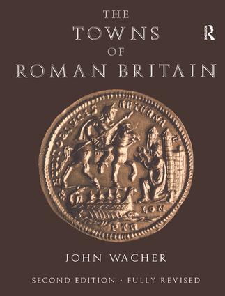 The Towns of Roman Britain book cover