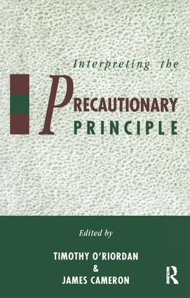The precautionary principle in local government