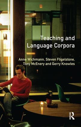 Teaching and Language Corpora book cover