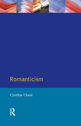 Romanticism: 1st Edition (Hardback) book cover