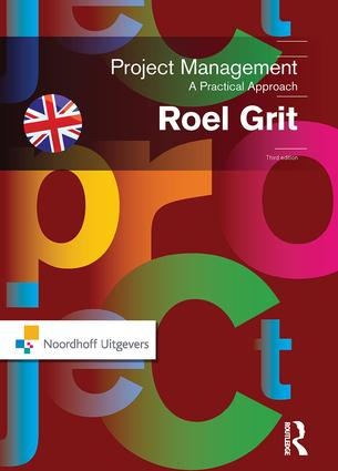 Project Management, Third Edition: A Practical Approach, 2nd Edition (Paperback) book cover