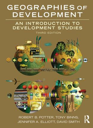 Geographies of Development: An Introduction to Development Studies book cover