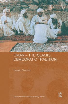 Oman - The Islamic Democratic Tradition book cover