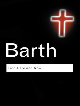 God Here and Now: 2nd Edition (Hardback) book cover