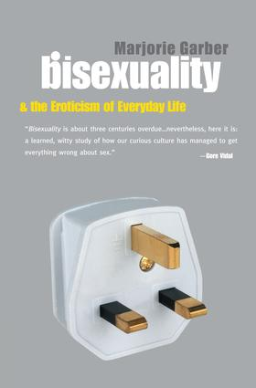 Bisexuality and the Eroticism of Everyday Life: 1st Edition (Hardback) book cover