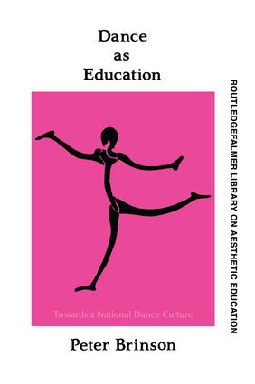 Physical Education 5–16, Curriculum Matters 16,HMI Series 1989: Joint Response by the CDET,NATFHE (Dance Section), NDTA, SCODHE