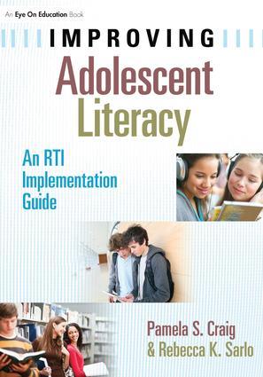 Adolescent Literacy
