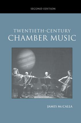Twentieth-Century Chamber Music book cover