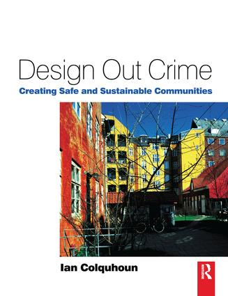 Design Out Crime: 1st Edition (Hardback) book cover