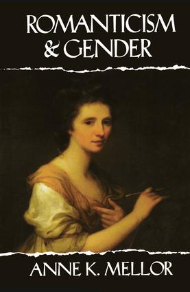 Romanticism and Gender: 1st Edition (Hardback) book cover
