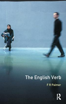 The English Verb: 2nd Edition (Hardback) book cover