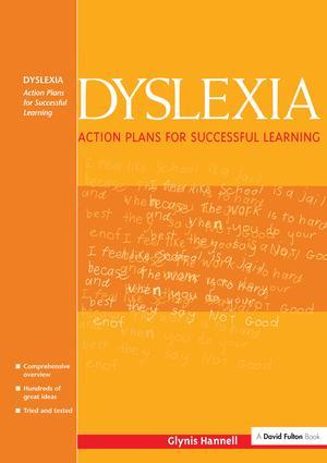 Dyslexia (Hardback) book cover