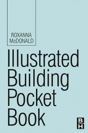 Illustrated Building Pocket Book: 2nd Edition (Hardback) book cover