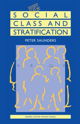 Social Class and Stratification book cover
