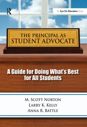 Principal as Student Advocate, The