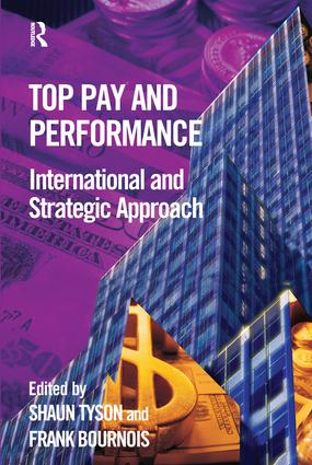 Human resource strategy and top-level pay