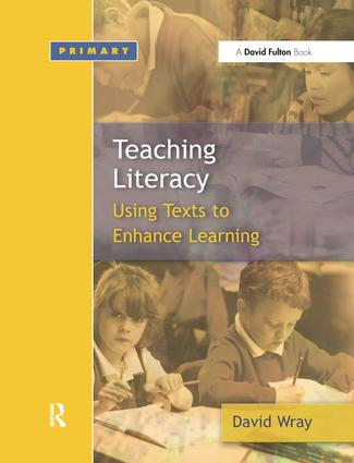 Teaching and Learning Literacy: Reading and Writing Texts for a Purpose, 1st Edition (Hardback) book cover