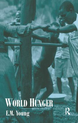 World Hunger book cover
