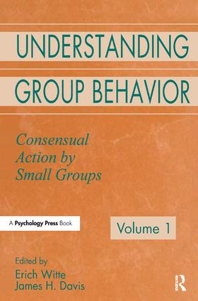 Group Decision Making and Quantitative Judgments: A Consensus Model