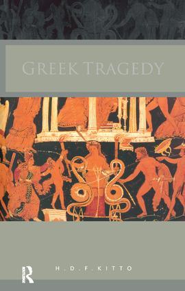 Greek Tragedy: 2nd Edition (Hardback) book cover