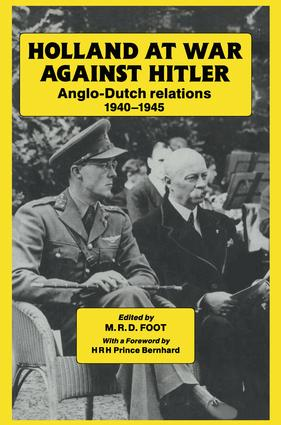 How Dutch resistance was organized
