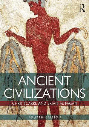 Ancient Civilizations: 4th Edition (Paperback) book cover