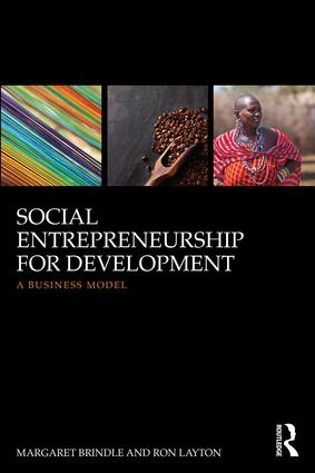 Social Entrepreneurship for Development: A business model (Paperback) book cover