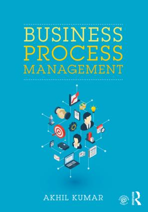 Business Process Management (Paperback) book cover