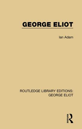 George Eliot book cover